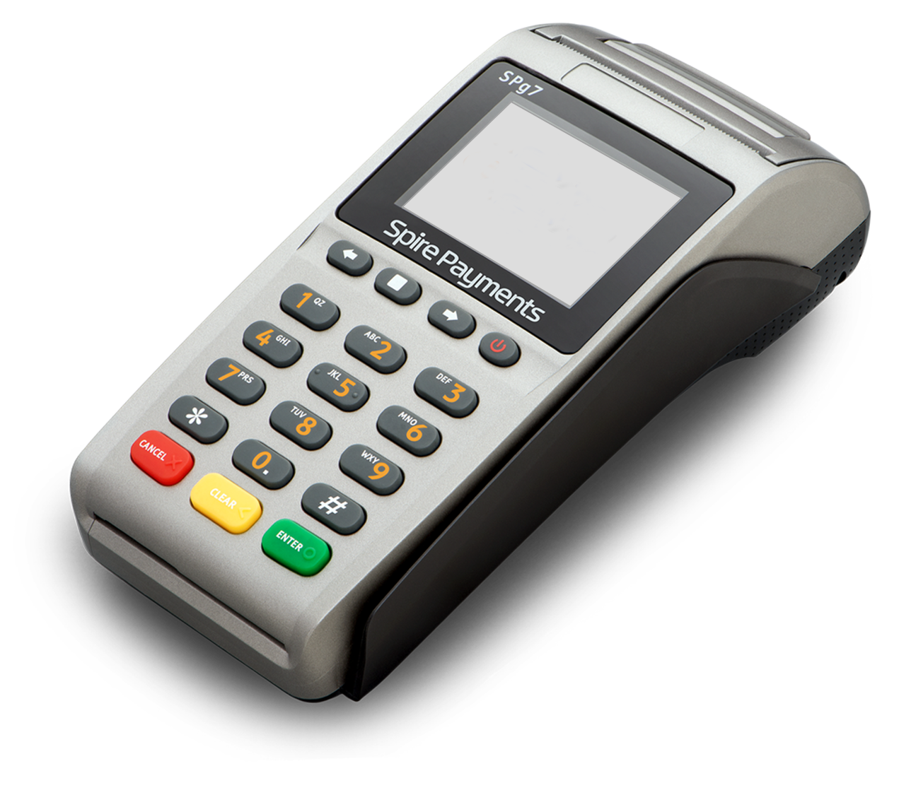 Wireless card payment terminal